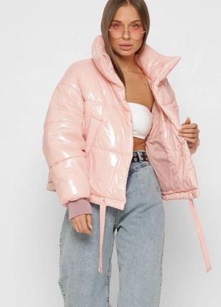 Ультрамодная короткая куртка