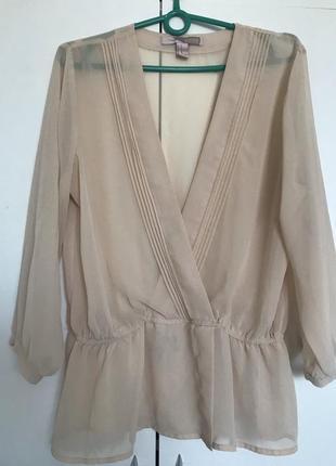 Стильная блуза forever 21