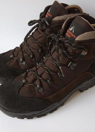Ботинки черевики термо montan peak j-tex розмір 42 (27 см) трекінгові