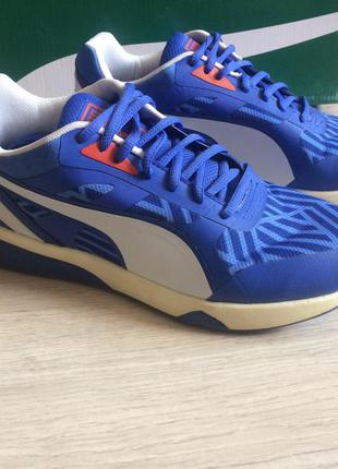 Спортивные, беговые кроссовки от культового бренда puma