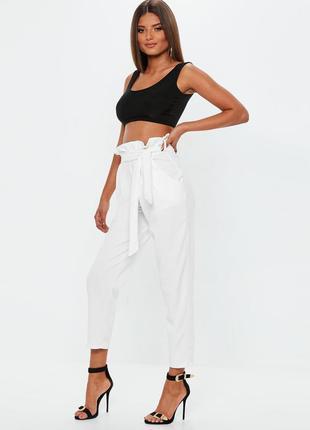 Новые белые штаны missguided
