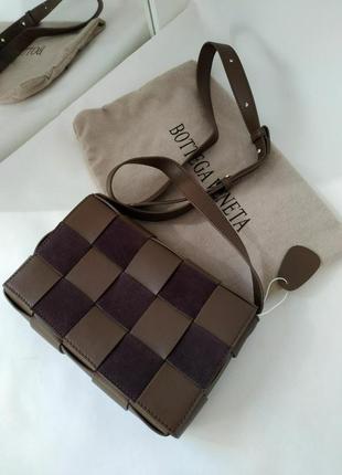 Женская сумка клатч в стиле bottega💫