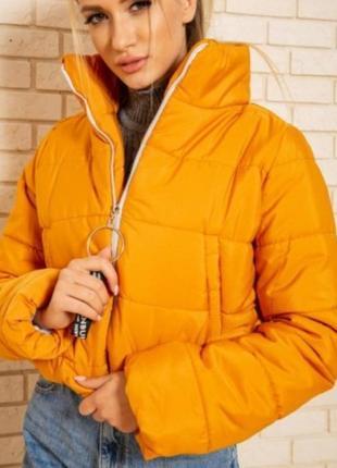 Курточка демми - s m