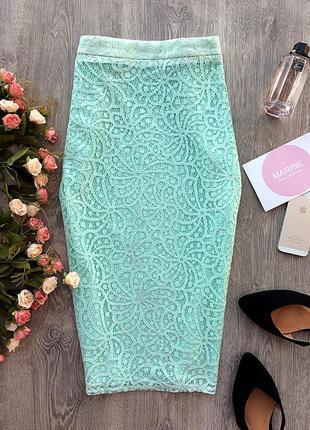 ❗больше классных вещичек в моем профиле❗скидки от 2+❗кружевная юбка миди  select