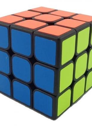Кубик рубика 3х3 norma черный