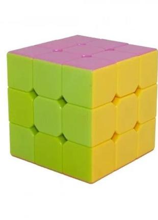 Кубик рубика 3х3 да ян без наклеек +подарок