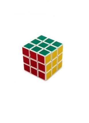 Кубик рубика 3х3 мини + подарок