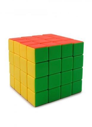 Кубик рубика 4х4 даян без наклеек + подарок