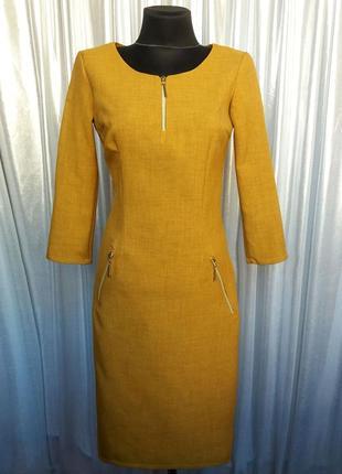 Суперцена. стильное платье. новое, р. 42-44