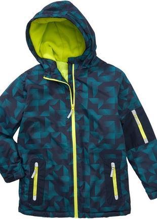 Зимняя  лыжная куртка термо от тм topolino тополино (yigga) р. 164
