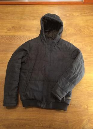 Куртка тёплая jack & jones