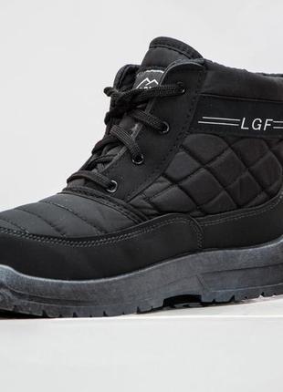 Ботинки зимові для чоловіків/зимние ботинки мужские
