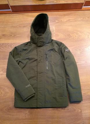 Куртка hollister california утепленная оригинал