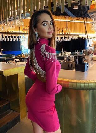 Платье новогодняя коллекция