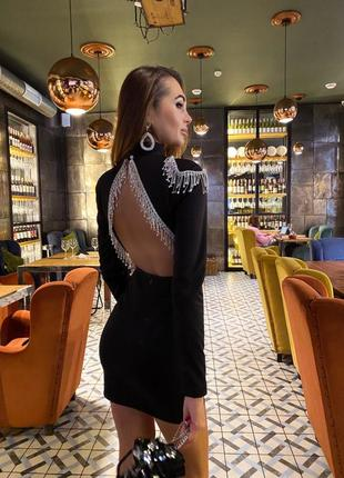 Платье из новогодней коллекции