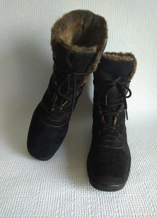 Ara оригинальные ботинки 40