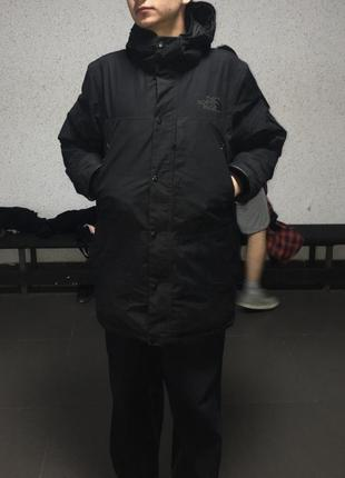 Парка,куртка tnf
