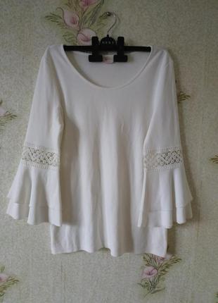 Красивая женская кофта # свитер # tu