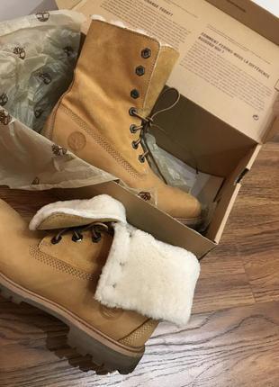 Брендовые ботинки timberland оригинал