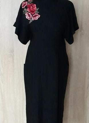 Шикарное новое нарядное платье debenhams