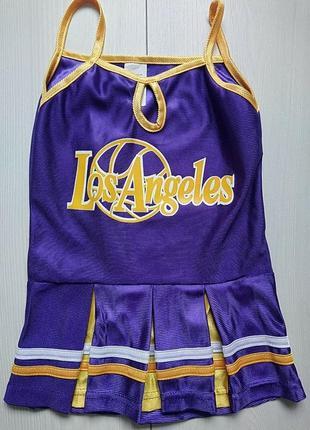 Спортивное платье для черлидинга
