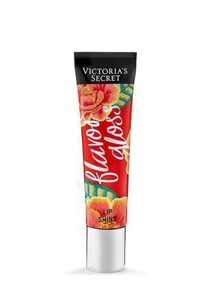 Блеск для губ flavor gloss victorias secret виктория сикрет
