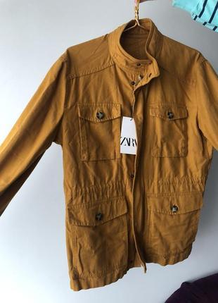 Нова куртка zara