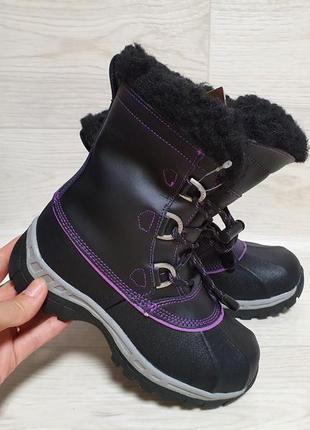 Bearpaw - зимние ботинки на натуральном меху - 30 - 31