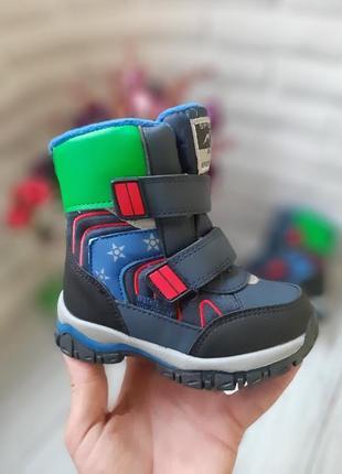 Детские термо ботинки для мальчиков🙋♂️