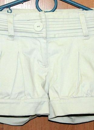 Шорты castro джинсовые