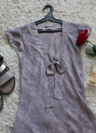 Легкая шифоновая блузочка