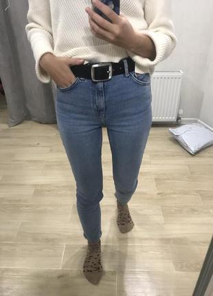 Новые джинсы weekday 27,28 размеры