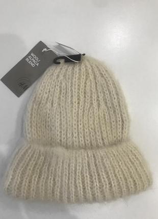 Шерстяна шапка