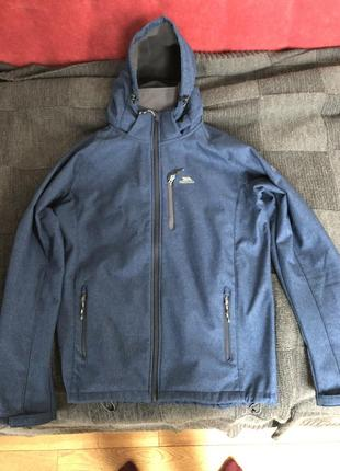 Куртка trespass softshell