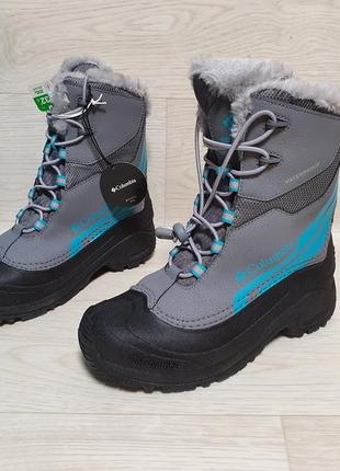 Columbia bugaboot plus - зимние ботинки - 32, 33, 36, 37, 38, 39