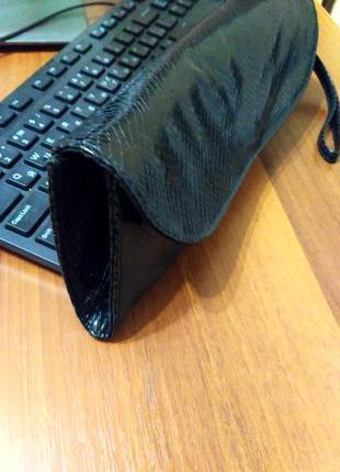 Оригинальная стильная сумочка клатч