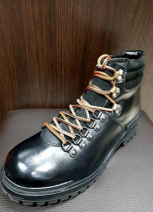 Ботинки на  меху мужские s&g только оригиналы марок