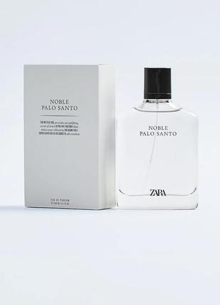 Zara мужские духи noble palo santo 100ml