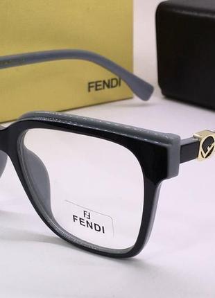 Стильные имиджевые очки