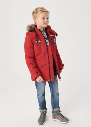 Куртка зимняя reserved