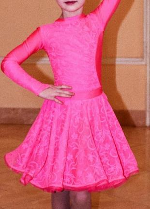 Платье для бальных танцев, бейсик, бейзик