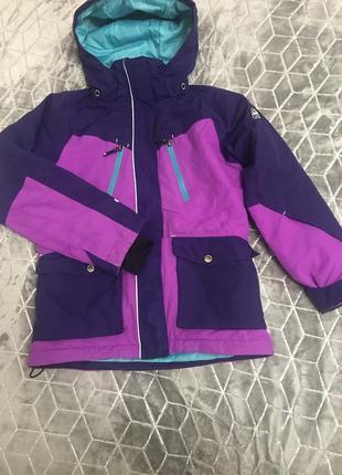 Лыжная термо куртка mckinley