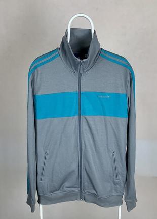Мужская спортивная кофта adidas оригинал олимпийка адидас размер xl