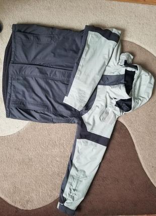"""Куртка лижна carverace (""""l"""", 180см , 90 кг)"""