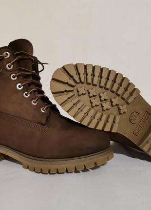Timberland тимберленд оригинал кожа доминикана ботинки 40 41