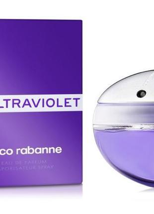 Paco rabanne ultraviolet 50мл оригинал