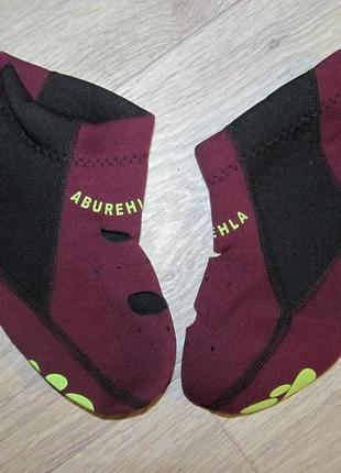 Носки для серфинга спорта дайвинга пляжа р. l