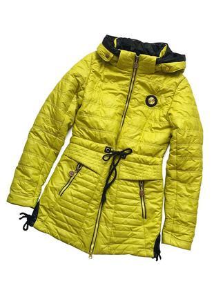 Куртка xs 42 яркая демисезон nolvit