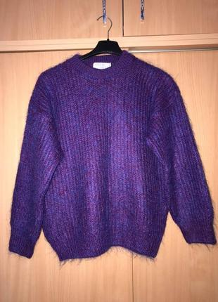 Lux brand-studiodeebritain классный свитер мохер(& other stories cos sandro maje max mara)