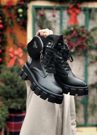 Ботинки monolith черевики